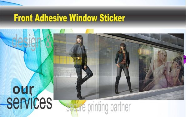Window Stickers|Window Decals|Budget Print Plus - 1