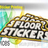 Floor Sticker| Floor Decals