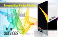 Digital Printing (One Side) Australia's Cheapest Presentation Folders Printers!