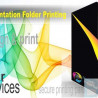 Presentation Folders|Display Folder|Digital (One Side)