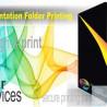 Presentation Folders|Display Folder|Digital (Two Sides)
