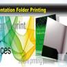 Presentation Folders|Display Folder|Offset (One Side)