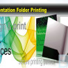 Presentation Folders|Display Folder|Offset (Two Sides)