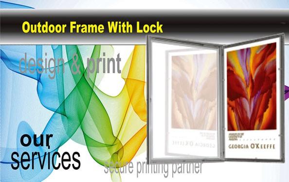 Lockable Poster Frames|Poster Frames - 1
