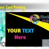 Business Cards Printing |Aqueous Coating