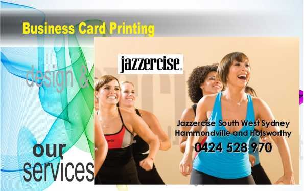 Business Cards Brisbane Gloss Laminated Business Cards offer a 3mil protective gloss (applied to both sides)