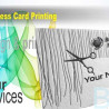 Business Cards Linen