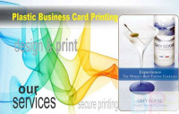 Plastic Business Cards |Business Card Printing - 1