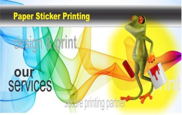 Sticker (Paper)