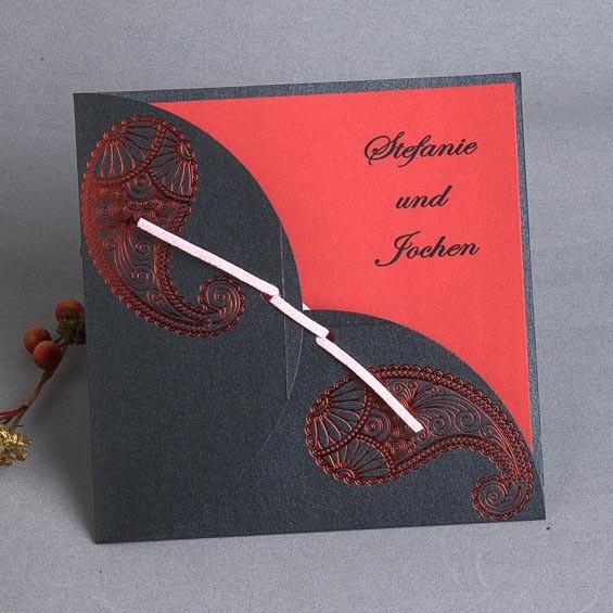 Wedding Invitation BPPWPS204222 | Printing Services - 1