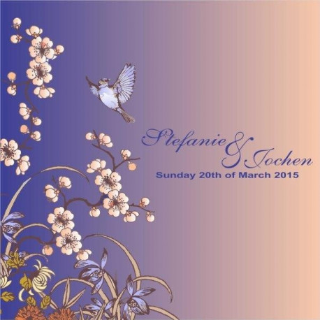 Wedding Invitation BPPSJZ201522