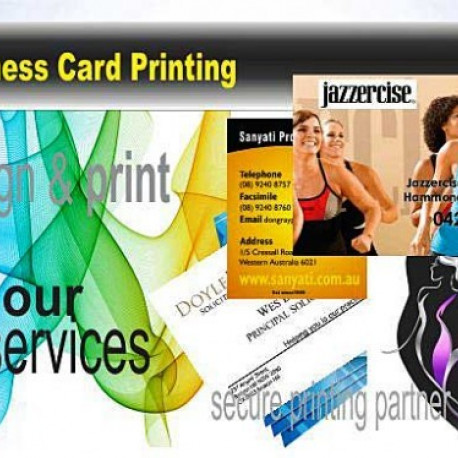 Business Cards, Business Card Printing