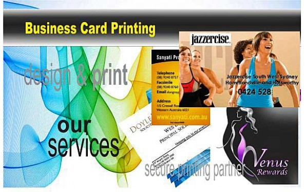 [Quality] 400 GSM Matt Laminated Business Cards (Front) - 1