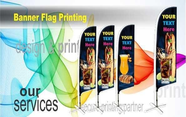 Banner Flags|Printing Services - 1
