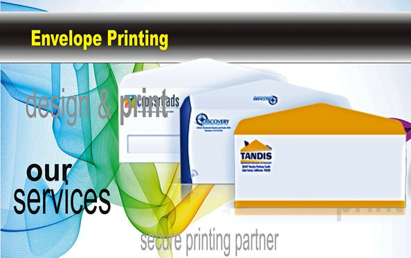 Envelopes, C4 Envelope, hort-run C4 printed envelopes delivered fast. High-quality printing