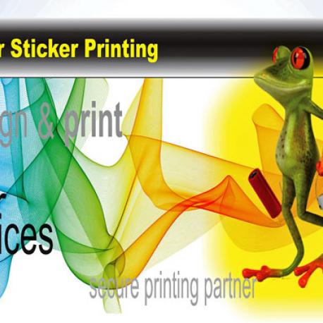 Stickers Stickers Online 89 x 113mm