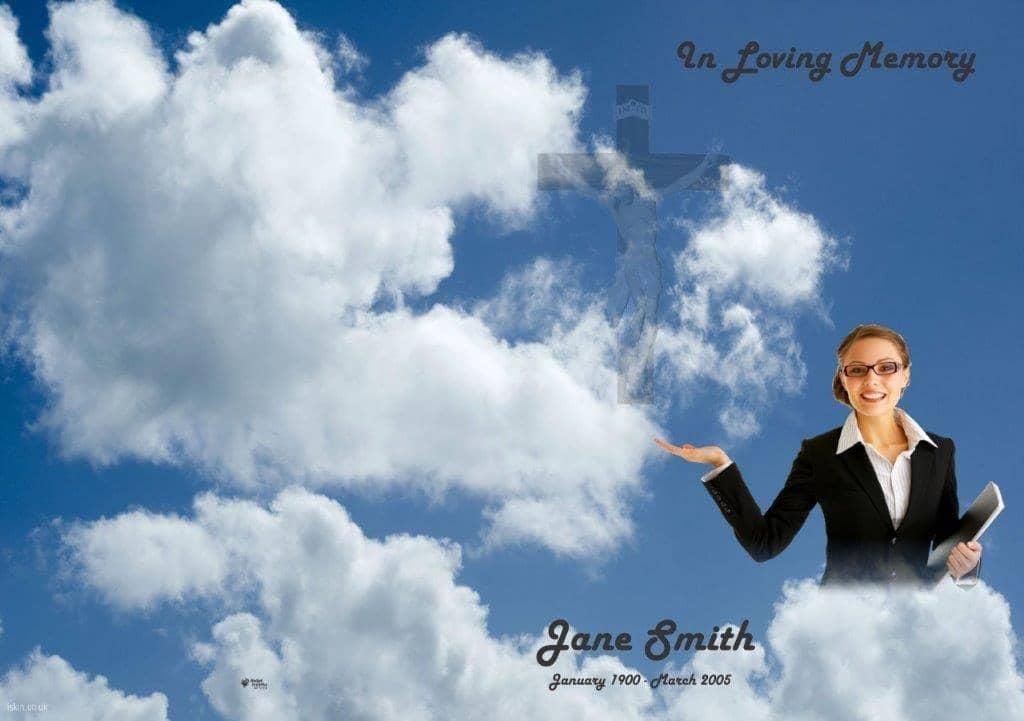 Hymn Book|Catholic Funeral Mass Booklet|BPP610811 - 1