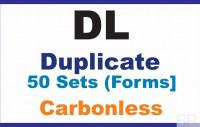Invoice Books|Duplicate DL
