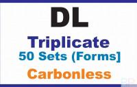 Invoice Books|Triplicate DL