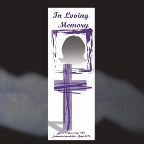 Memorial Bookmarks|Funeral Bookmarks281