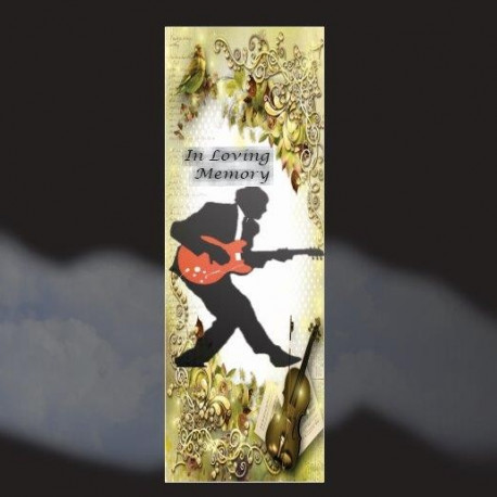Memorial Bookmarks Funeral Bookmarks282