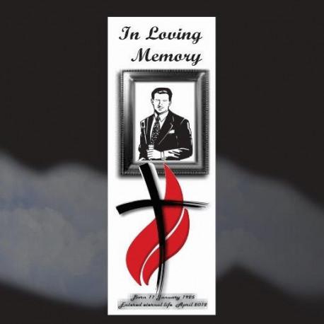 Memorial Bookmarks|Funeral Bookmarks284