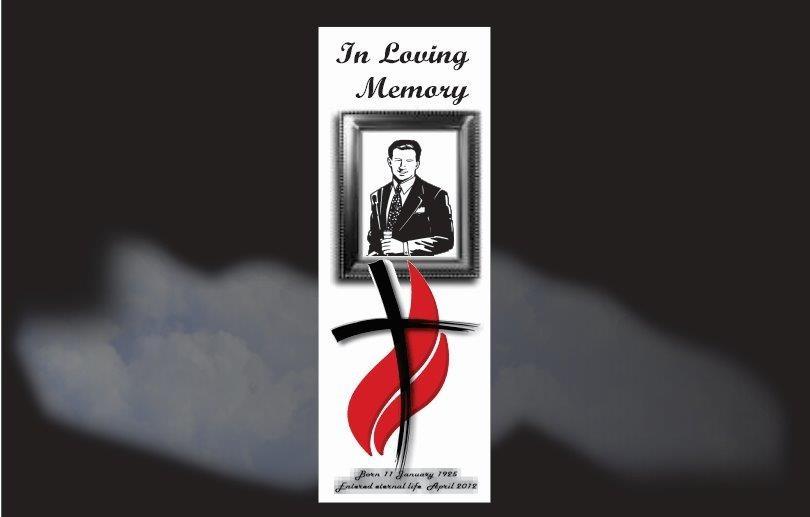 Memorial Bookmarks|Funeral Bookmarks|BPP61013