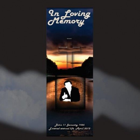 Memorial Bookmarks Funeral Bookmarks287