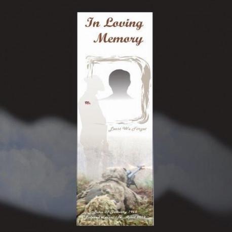 Memorial Bookmarks|Funeral Bookmarks280