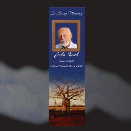 Memorial Bookmarks|Funeral Bookmarks427
