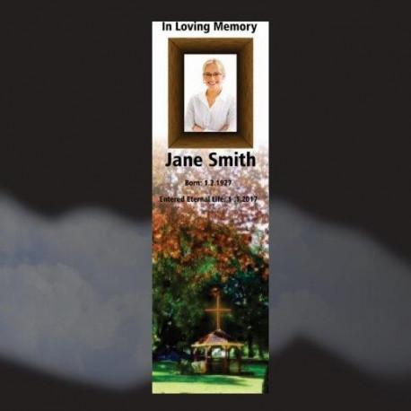 Memorial Bookmarks|Funeral Bookmarks428
