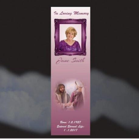 Memorial Bookmarks|Funeral Bookmarks430
