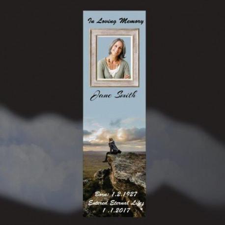 Memorial Bookmarks|Funeral Bookmarks431