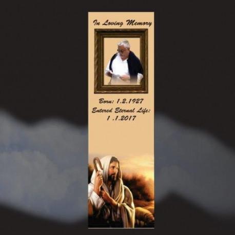 Memorial Bookmarks|Funeral Bookmarks434
