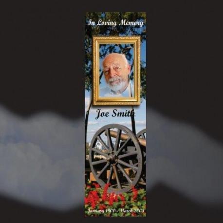 Memorial Bookmarks Funeral Bookmarks436