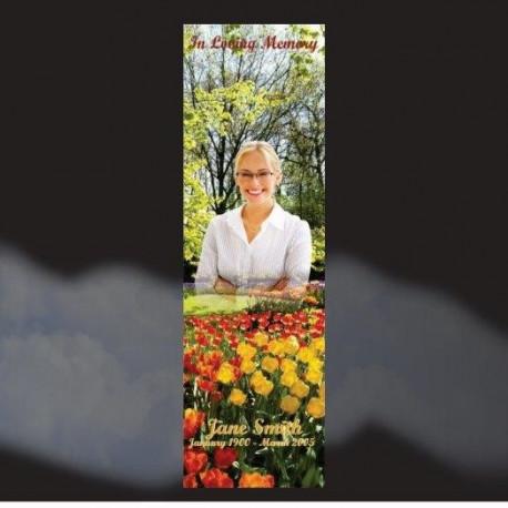 Memorial Bookmarks Funeral Bookmarks438
