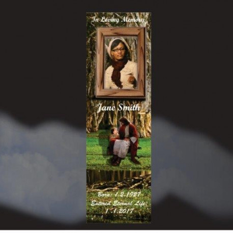 Memorial Bookmarks|Funeral Bookmarks439