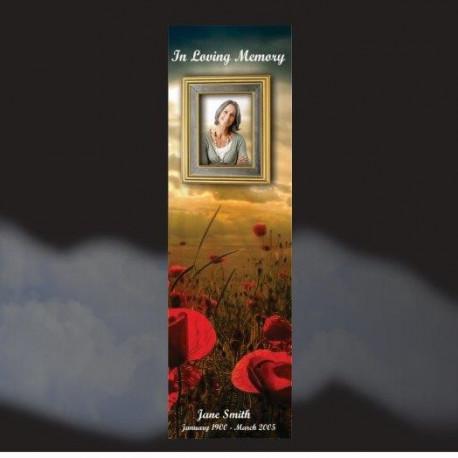 Memorial Bookmarks|Funeral Bookmarks440