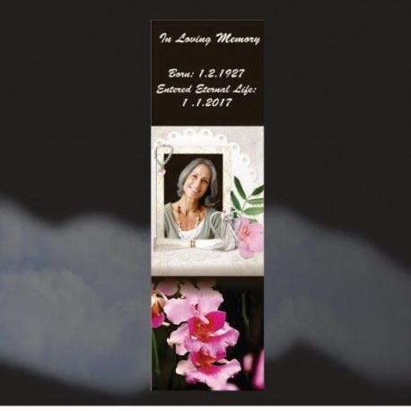 Memorial Bookmarks Funeral Bookmarks441