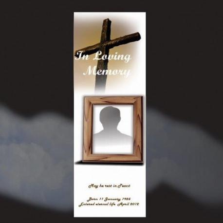 Memorial Bookmarks|Funeral Bookmarks477