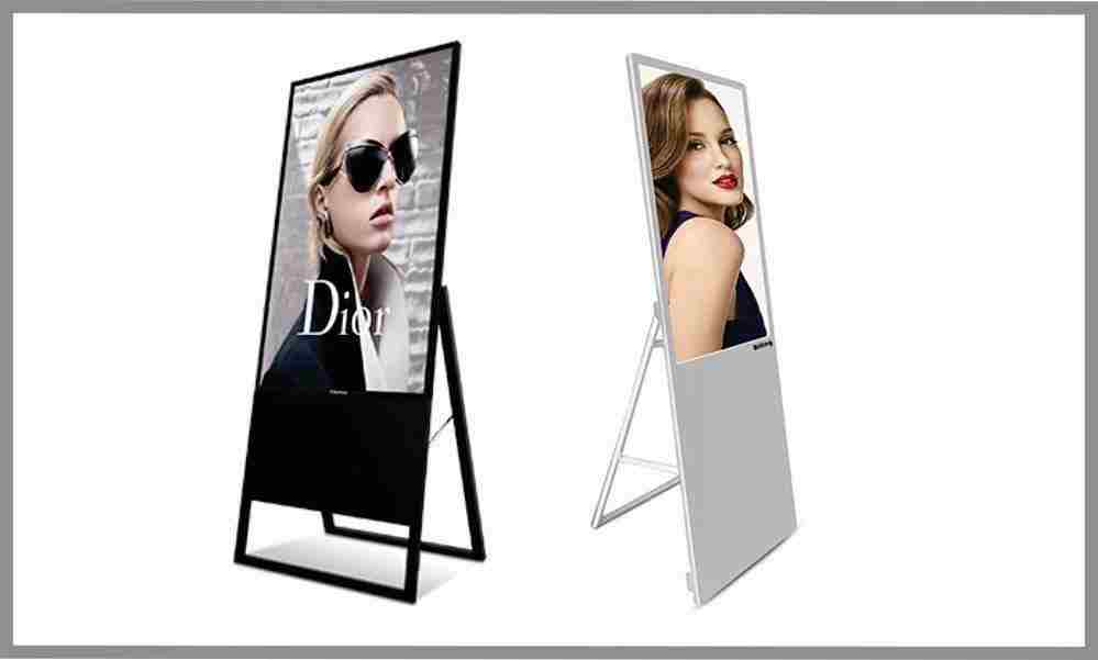 Digital Portable Signage