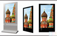 LED, Dual Sided Digital Signage, to aid your Marketing and Advertising - 1
