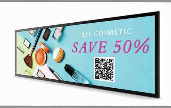 Led Stretch Signage Boards Attract Attention  - 1