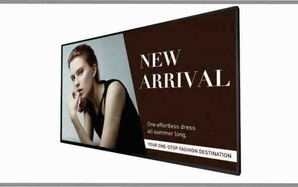 "BenQ SL490, 49"" Commercial LED Display"