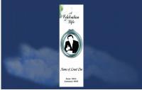 Memorial Bookmarks| Funeral Bookmarks| BPP6105