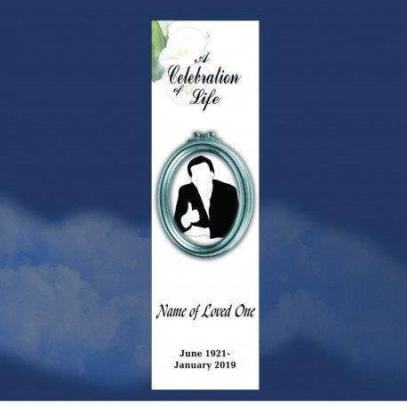 Memorial Bookmarks|Funeral Bookmarks276