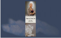 Memorial Bookmarks|Funeral Bookmarks| BPP6103