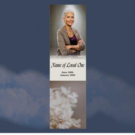 Memorial Bookmarks Funeral Bookmarks274