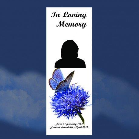 Memorial Bookmarks|Funeral Bookmarks497