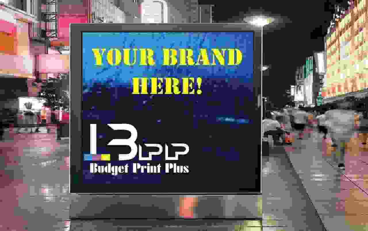 Lightbox, Fabric Face Light Box graphics that capture attention. - 2